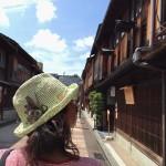 金沢 東茶屋街へ♪